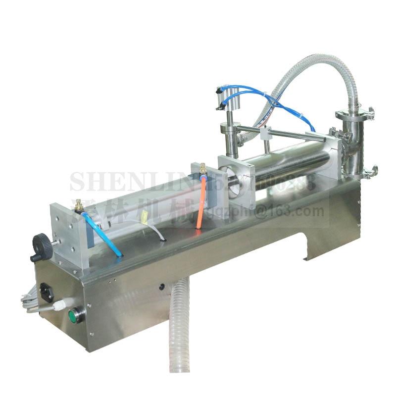 SHENLIN 1000ML napełniarka syrop wypełniacz sos napój chemiczny - Zestawy narzędzi - Zdjęcie 3