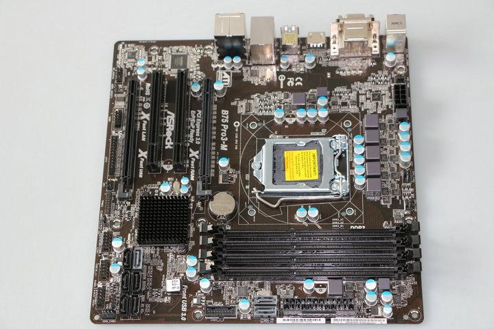 B75 Pro3-M 1155 pin b75 motherboard original b75 pro3 1155 b75 motherboard