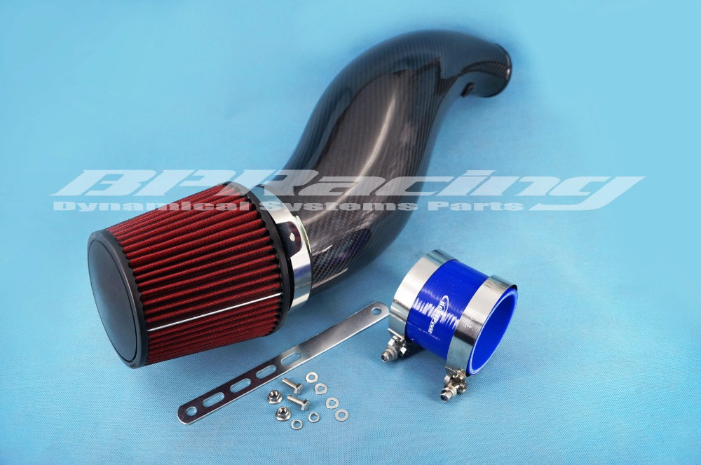 Carbonio Cold Air Intake System For 1992 - 2000 Honda Civic EG EK цены