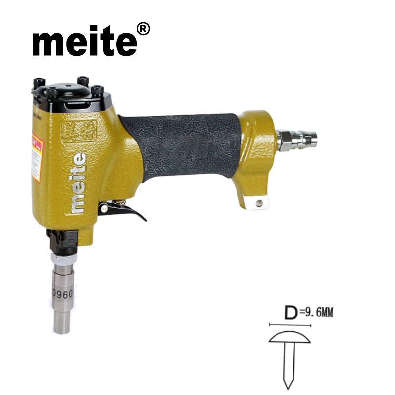 Meite 0960 deco nailer in head diameter 9 6mm pneumatic pins nailer gun Jun 14 update