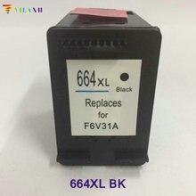 1PK For HP 664 XL Ink Cartridges for DeskJet 1115 2135 3635 1118 2138 3636 3638 printer ink 664xl