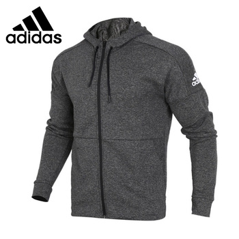 Original New Arrival  Adidas M ID STADUIM FZ Men's  jacket Hooded Sportswear
