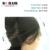 BQ Visón Pelo Pre Arrancó 360 Frontal Del Cordón con el Paquete de 360 Bandas con 3 paquetes 8A Remy Onda Del Cuerpo Del Pelo Virginal Peruano Suave # 1B