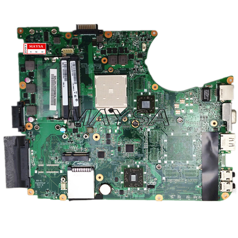 A000079130 fit for toshiba satellite L650D L655D DA0BL7MB6E0 motherboard. 100% fully Tested ! for toshiba satellite l655d l650d laptop motherboard integrated a000076380 da0bl7mb6d0