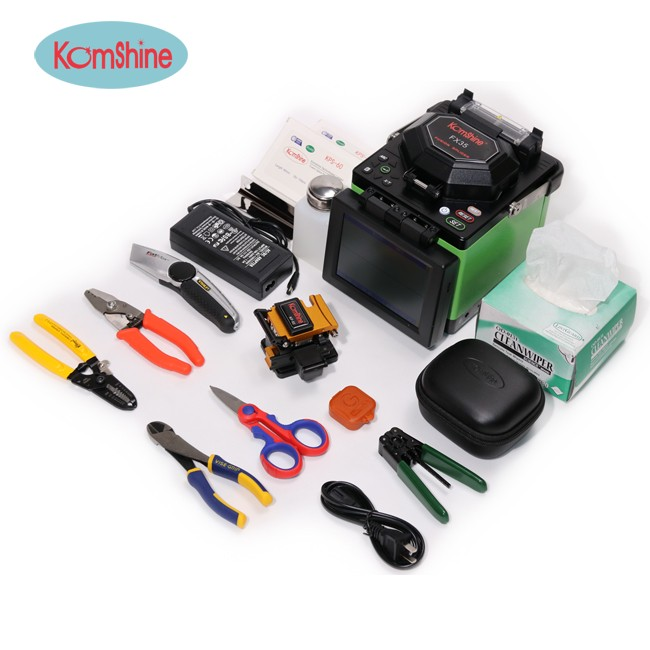 FX35 Fiber Optic Splicing Machine
