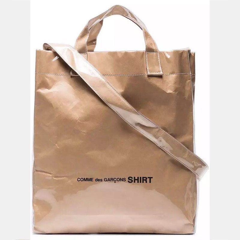 New high-quality TPU material Transparent fashion green shopping bag Unisex Large shoulder bag