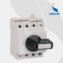 Изысканный Автоматический Выключатель ПОСТОЯННОГО ТОКА/Промышленного Использования Электрический Разъединитель (SGN4-003GL)