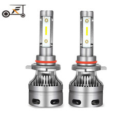 H7 LED Bulb Car Headllight H4 H1 H11 H8 H9 H10  Fog Light 12V 24V Auto Headlamp Lamps Universal 3200LM 6000K Led