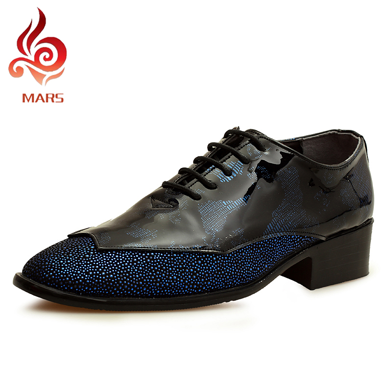 ФОТО 2017 British Style Shoes Mens Flats Fashion Men Lace Up Oxford Shoes For Men Wedding Shoes Zapatos Masculino Size:38-44 WCX088