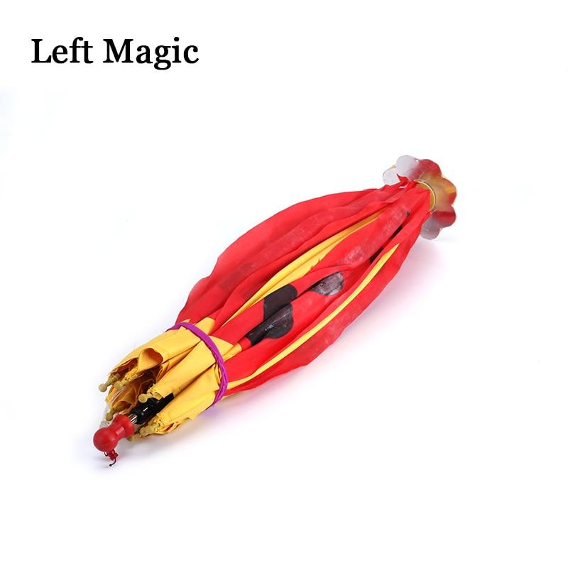 Parapluie changeant de couleur (changement de couleur une fois) Production de Parasol tour de magie parapluie couleur scène accessoires magiques accessoire magique - 2