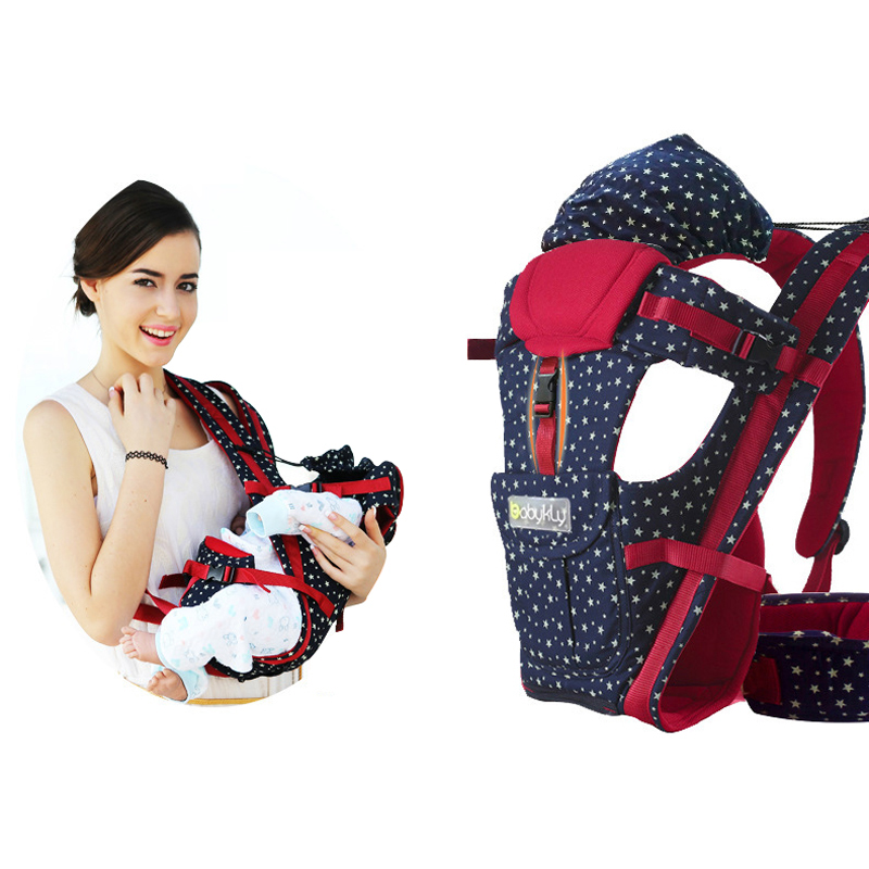 3-36 Month Breathable Baby Backpacks Carriers Multifunction Infant Pouch Wrap Carriers Sling Backpack Baby Backpacks Stool backpacks carriers baby infant breathable backpack baby carriers baby belt sling backpack comfortable infant pouch wrap carriers