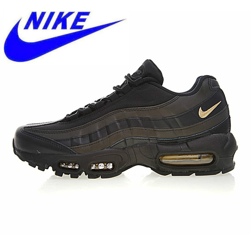 online retailer d4c3f 23ffc Breathable Non-slip Heightened NIKE AIR MAX 95 PREMIUM Men s Running Shoes,  Outdoor Sneakers
