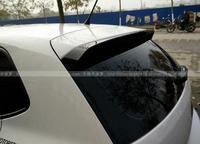 JINGHANG ABS Car Rear Wing Trunk Lip Spoilers For VW Volkswagen POLO GTI 2011 2012 2013 2014 2015 2016 2017 2018