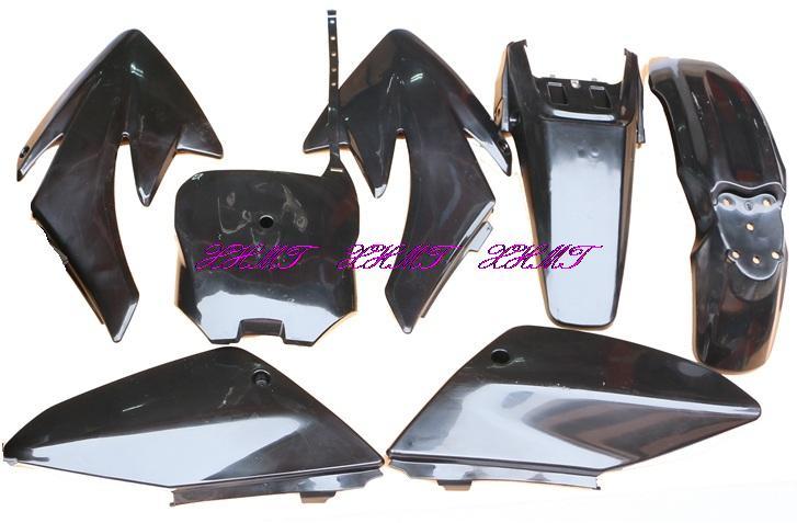 Пластик кузова обтекатель обвес для Honda CRF70 XR70 XR и КРФ 70 CRF70F