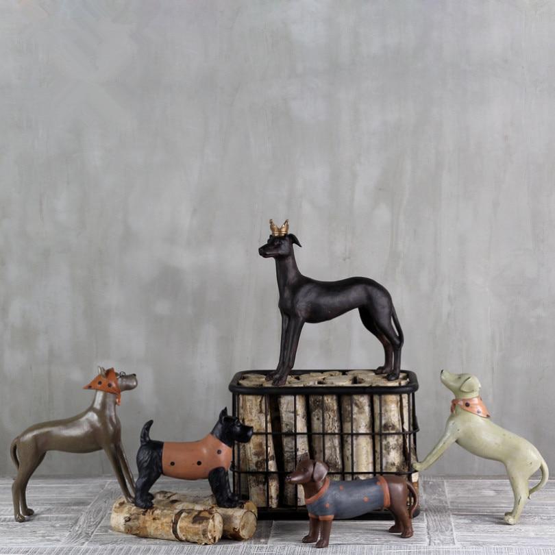 Kreativni jastuk Smola slatka štenad boje obojene naočale pas / - Kućni dekor - Foto 3