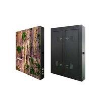 96*96 pixels 960*960mm Waterproof cabinet RGB SMD Full color P10 LED display screen Waterproof outdoor large screen