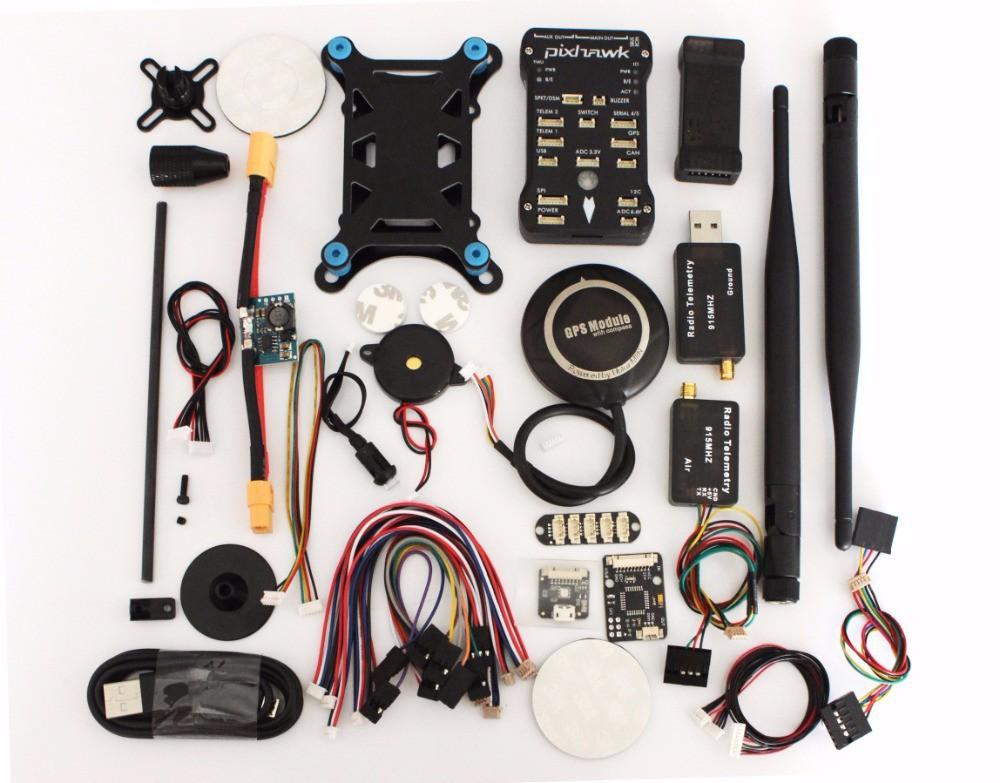 Brand-New-Pixhawk-PX4-2-4-6-32bit-Flight-Controller-Led-NEO-M8N-GPS-Power-Module
