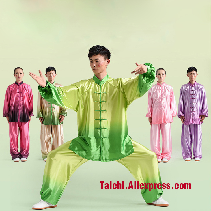 Tai Chi Performance Uniform,Male & Female Handmade  Wushu, Kung Fu,martial Art Suit   Tai Chi Performance Uniform,Male & Female Handmade  Wushu, Kung Fu,martial Art Suit