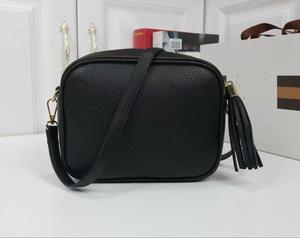 Image 1 - 2019 luxury handbags women handbags designer Messenger Bags pu leather crossbody bags small flap shoulder tote purse tassel bags