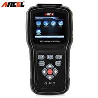Ancel AD610 OBD2 Car Diagnostic Tool OBD 2 ODB2 Engine ABS SAS Airbag Crash Data Reset Tool OBD II Auto Automotive Scanner Tool
