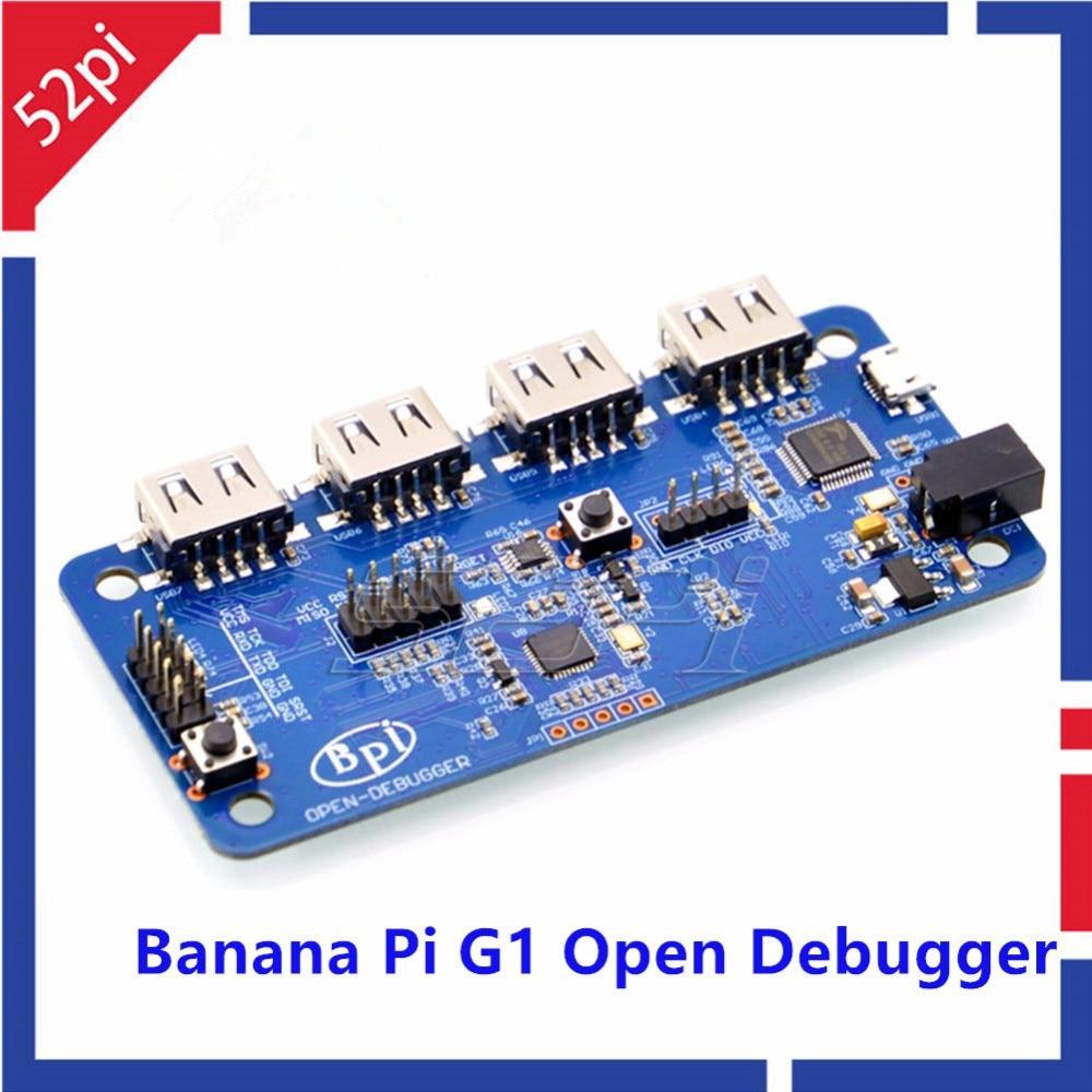 Banana Pi G1 BPI-G1 Open Debugger Board Burner Board Smart Home Control banana pi bpi uno32 board
