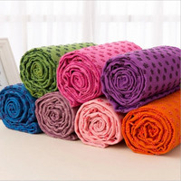 GGGGGO HOME,High quality microfiber fabric sport towel/Yoga towel,63cm x 183cm size,free shipping