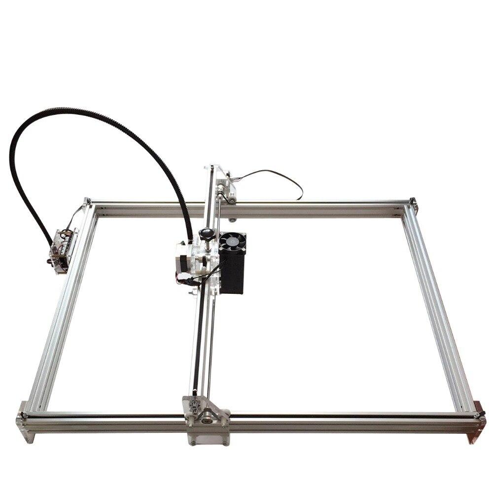 15 w Mini bureau bricolage Laser gravure graveur machine de découpe marque sur métal 100*100 cm grand worke zone laser cutter 10 w, 15 w - 5