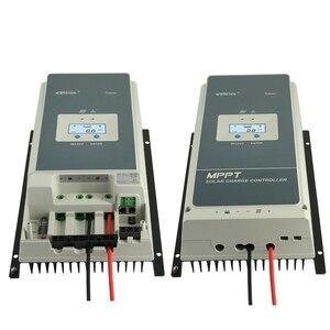 Image 4 - EPever MPPT 100A 12V 24V 36V 48V Solar Laderegler Hintergrundbeleuchtung LCD Max 150V PV eingang Gemeinsame Negative Erdung Tracer10415AN