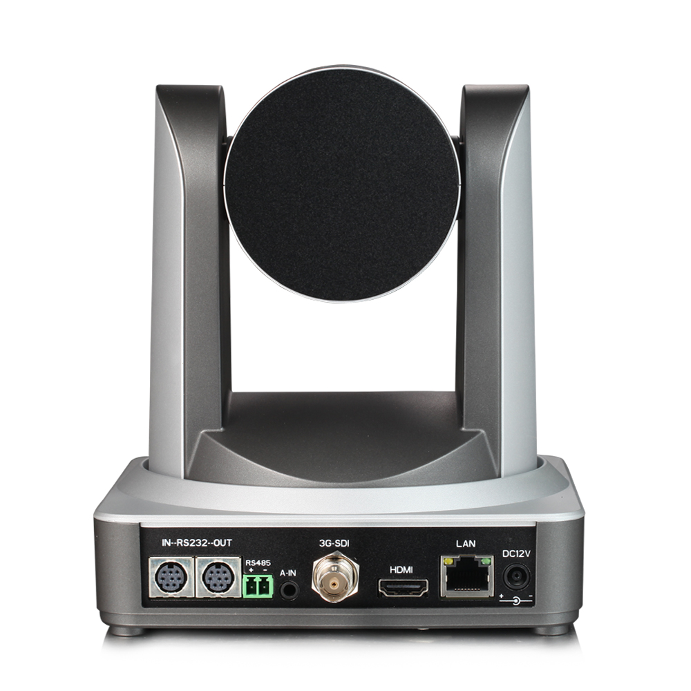 Image 2 - Video Conference Camera System Kit 2MP 1080P HDSDI SDI IP 20X HD Onvif Video Live Media Cam + 8inch TFT LCD Keyboard controller-in Surveillance Cameras from Security & Protection