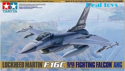 Tamiya модель 61101 1/48 Lockheed мартин F-16C [ блок 25/32 ] борьба сокол анг пластиковая модель комплект