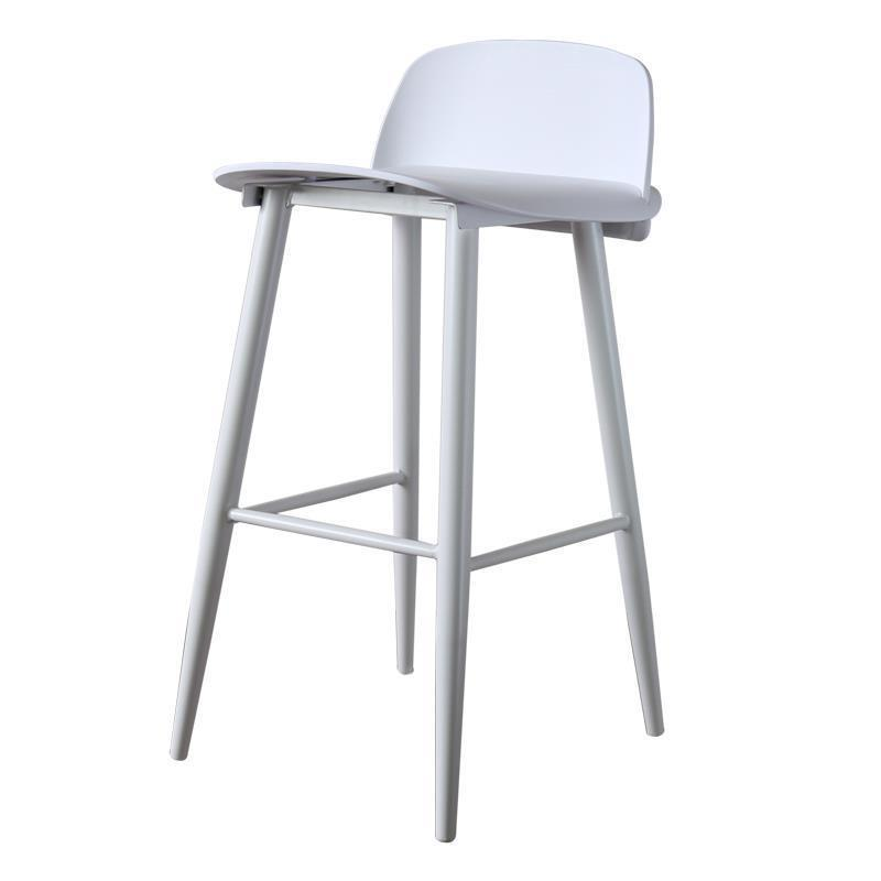 Купить с кэшбэком Ikayaa Stuhl Hokery Barstool Comptoir Barkrukken Banqueta Kruk Para Barra Industriel Silla Cadeira Tabouret De Moderne Bar Chair
