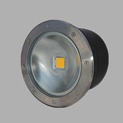 Darmowa wysyłka 20 W 30 W 50 W LED wodoodporna powodzi oświetlenie lampa zewnętrzna LED Spot piętro ogród stoczni LED podziemne światła