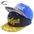 2015 New Baseball Cap Children Acrylic Swag Snapback Flat Along Hip-hop Cap Letter UNKUT Cashew Along Last Kings