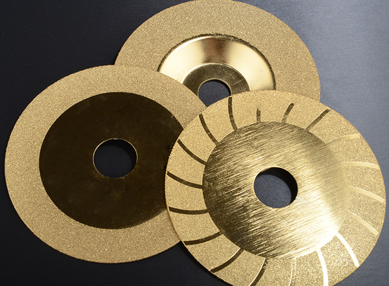 3 Pcs Diamond Grinding Wheel Abrasive Processing Saw Blade Cutter Grinder 100mm Glass Cutting Ceramic Tile Polishing Serra Copo