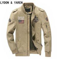 2017 New Brand Jacket Men Military Winter Warm For Men S Jackets Coats And Jackets Jaqueta