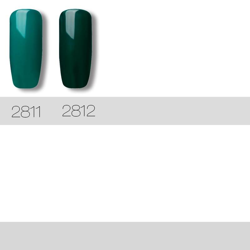 ROSALIND-Gel-1S-7ML-Pure-Color-Green-Color-Series-Soak-Off-Vernis-Semi-Permanent-UV-LED