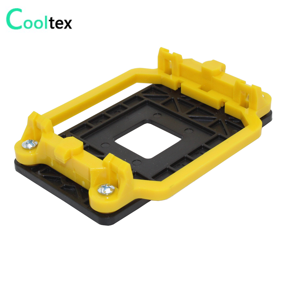 10pcs/lot CPU COOLER Bracket Motherboard back plate for AMD AM2/AM2+/AM3/AM3+/FM1/FM2/FM2+/940 Install the fastening image