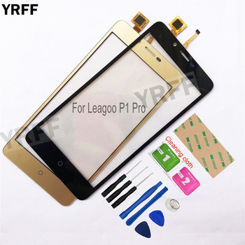 Mobile Touch Screen For Leagoo P1 Pro Touch Screen Digitizer Touch Panel Replacement Front Glass Lens Sensor