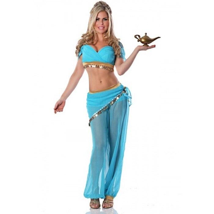 Jasmine Wig Adult Arabian Princess