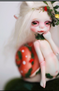 Image 2 - HeHeBJD 1/8 Larry fantasy doll hot bjd free shipping free eyes