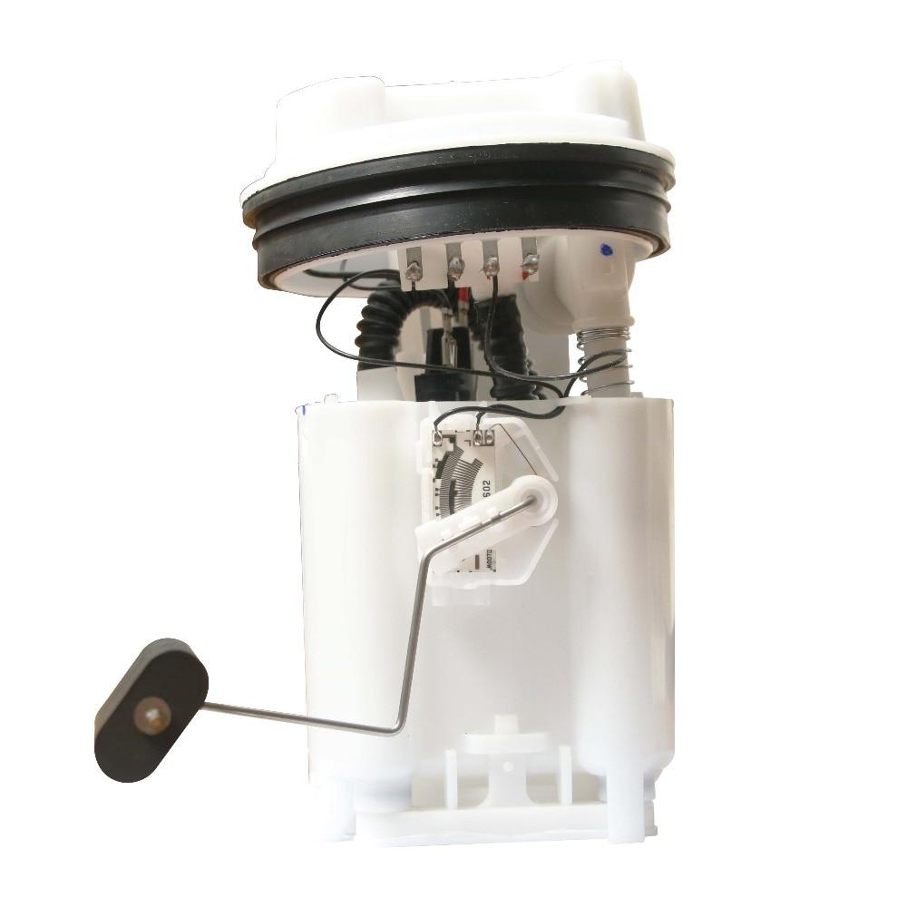 ФОТО 12V New High Electric Intank Fuel Pump Module Assembly For Volov S40 V40 2000-2004 E8607M E10310M 69744 P76362M 30630596