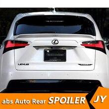Для Lexus NX200T NX300H спойлер- NX200 спойлер высокого качества ABS Материал заднее крыло праймер цвет задний спойлер