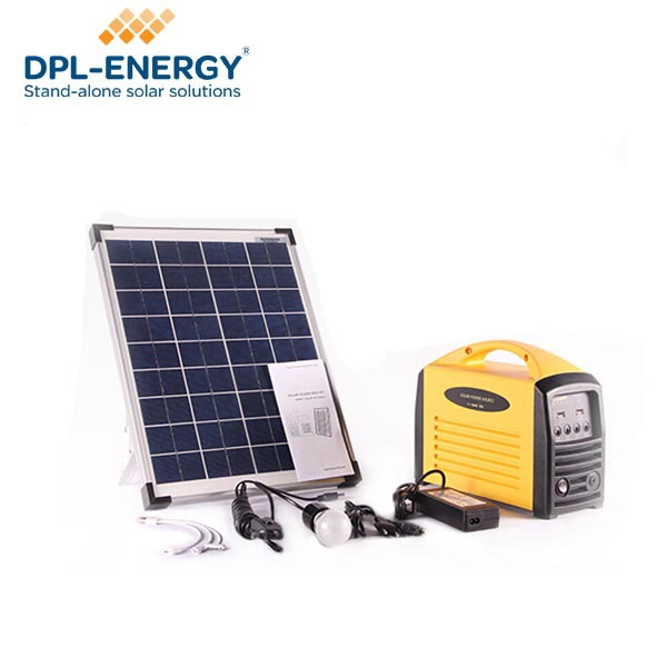 Portable Solar Generator For Home Use