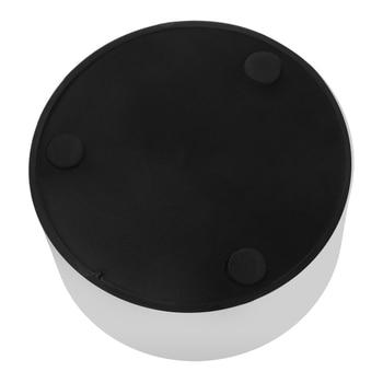 3D Night Light LED Lamp Acrylic Alarm Clock Showpiece 3