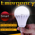 Led Bulb with Battery Emergency Lamp E27 AC 110V 220V Rechargeable Powered Led Lamp 5/7/ 9/12/15W Outdoor Camping Tecnologia Led