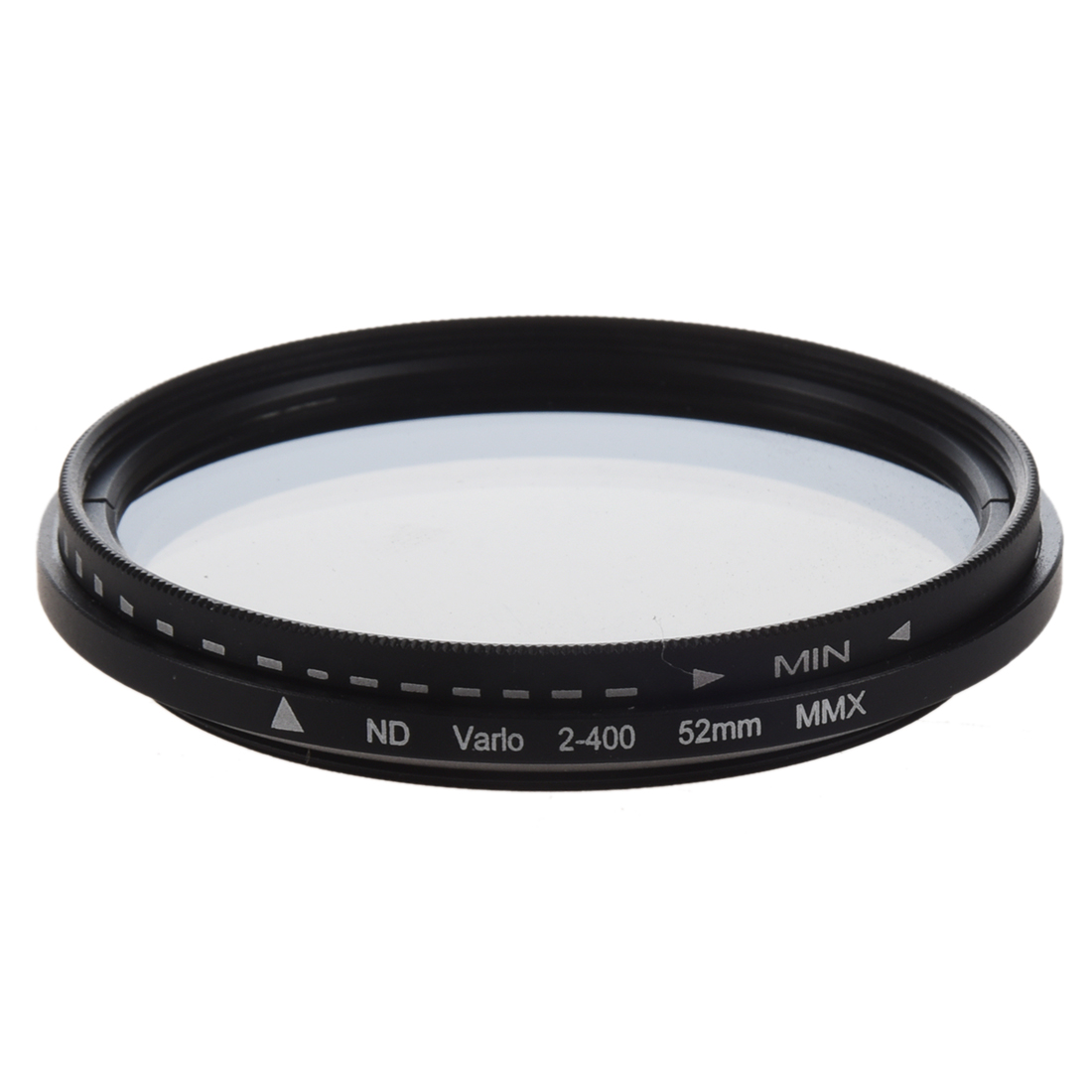 52mm Adjustable Neutral Density ND Fader Filter ND2 ND4 ND8 to ND400 ...