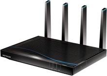 Original NETGEAR WI-FI Router R8500 (Simple Package) Nighthawk X8 AC5300 Smart Tri-band Gigabit (1000M+2166M+2166Mbps) 802.11ac wi fi адаптер netgear wnda3100 wnda3100 200pes