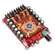 TDA7498E 2X160W Dual Kanal Audio Verstärker Bord, Unterstützung BTL Modus 1X220W Einzigen Kanal, DC 24V Digital Stereo Power Amp