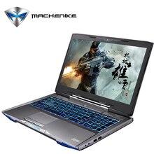 Machenike F117-F3K 15.6'' Gaming Notebook GTX1050Ti 4GB Intel Core i7-7700HQ RAM 8GB SSD 256GB Laptop 1080P Aluminum Metal shell(China (Mainland))