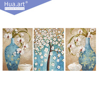 Diamond Painting New Tree Flower Peacock Sticker Drill Cross Stitch Landscape Living Room Diamond Embroidery Full